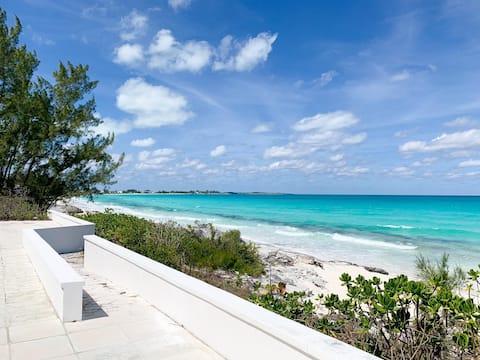 Private Beachfront Home