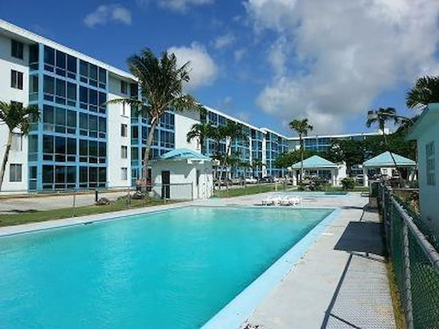 Cozy 2-Bedroom apartment in Tumon