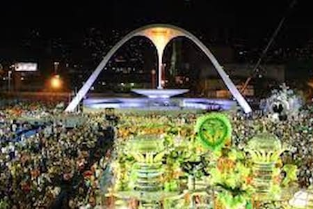 Maravilhoso Apartamento - Centro turístico do Rio