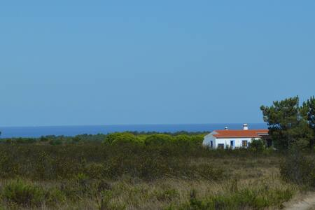 La casa azul - Rogil - Hus