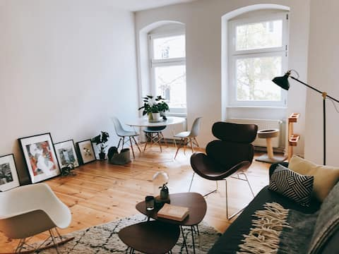 Cosy place in center of Friedrichshain
