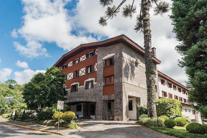 Flat em Hotel - Gramado-RS