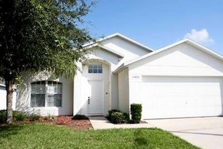 5-bed family home with pool near Disney - Clermont