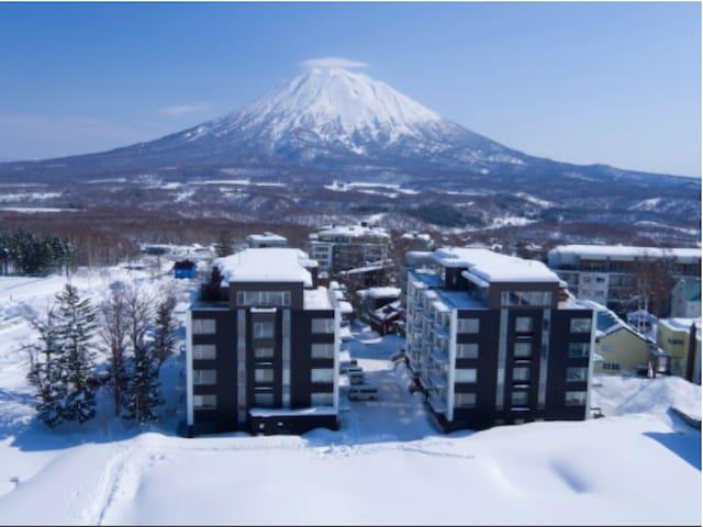 Luxury Apartment with views - Niseko Upper Village - Kutchan - Appartement