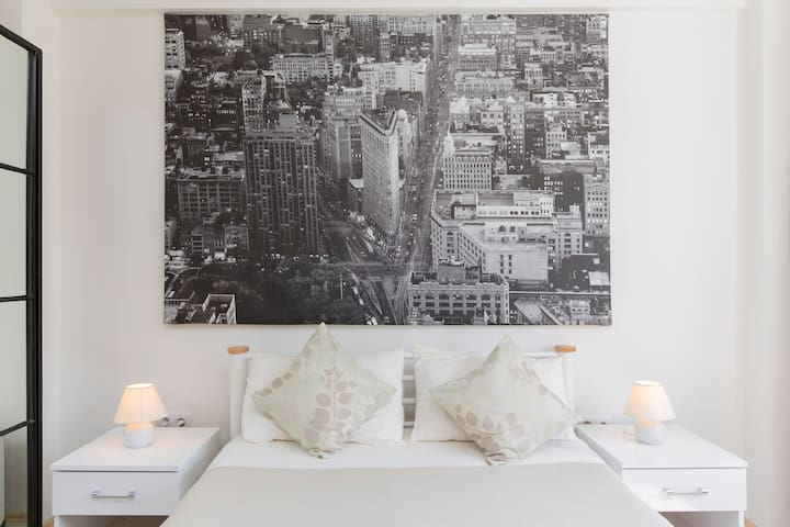 Suite Apartment in the Heart of the City