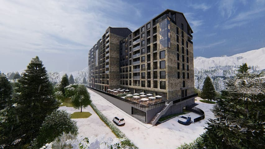 Jazzy Apartment, Kechi House Tsaghkadzor