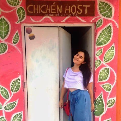 Casa Chichén Host (Hosteria, b&b)