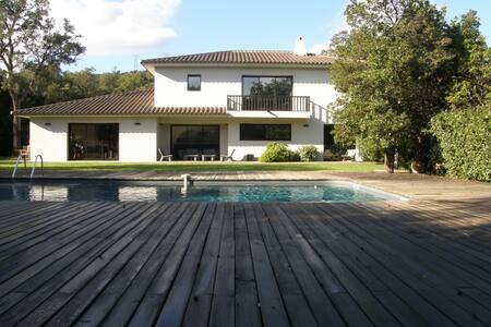 Villa de standing climatisée piscine et pool house - Zonza - Hus