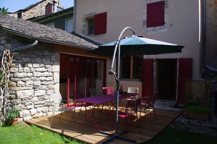 """Eco Gîte """"Chez Mamie Thé"""""""