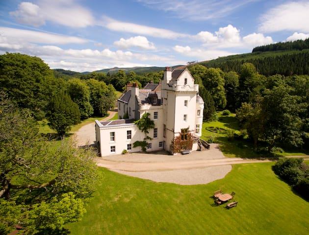 Castle Lachlan - Cairndow - Ferienunterkunft