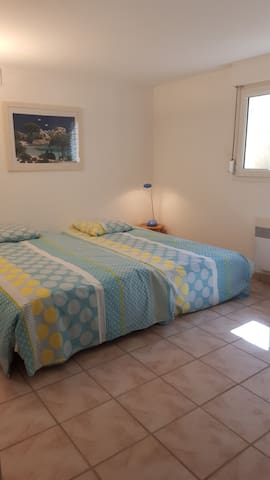 Quiet and cosy bedroom 15mn from Toulouse