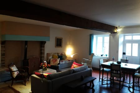 NICE COTTAGE GEORGE SAND VALLEY 10MN TO LA CHATRE