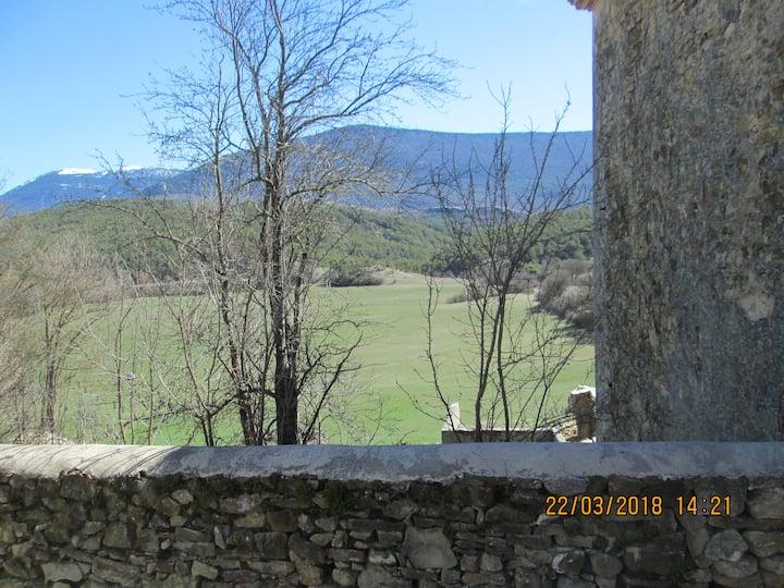 Maison de village rénovée ds les gorges du Verdon