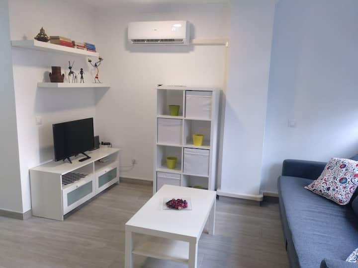 Apartment in Malaga downtown area