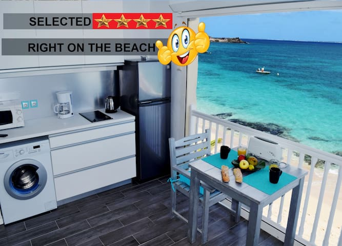 ❤️❤️❤️ BEYONDSEA STUDIO grand case beach ⭐️⭐️⭐️⭐️