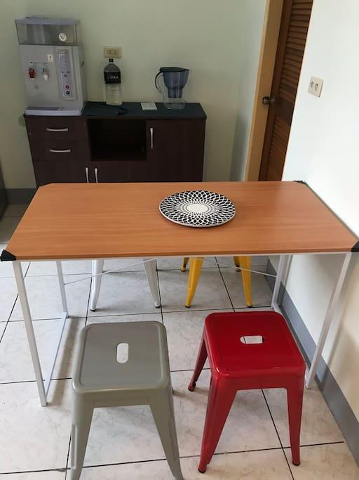 公用空間廚房