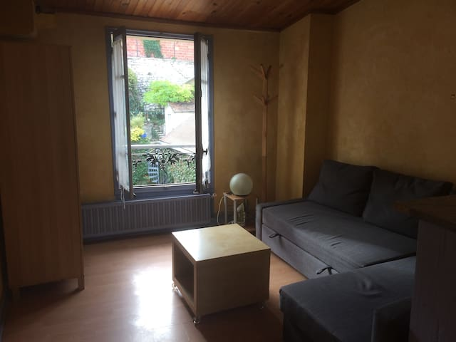 Charmant Studio Au Centre Ville - Conflans-Sainte-Honorine - Apartment