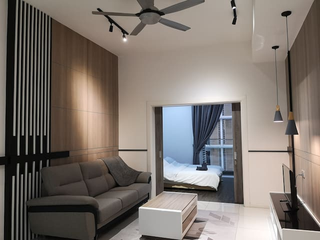 One Bedroom Apartment in the Heart of KL City