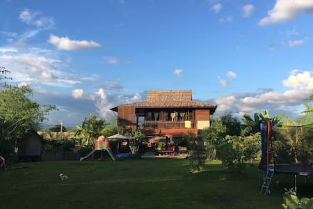 Doi Suksai - Nature Paradise in the rice fields - Ban Waen - Guesthouse