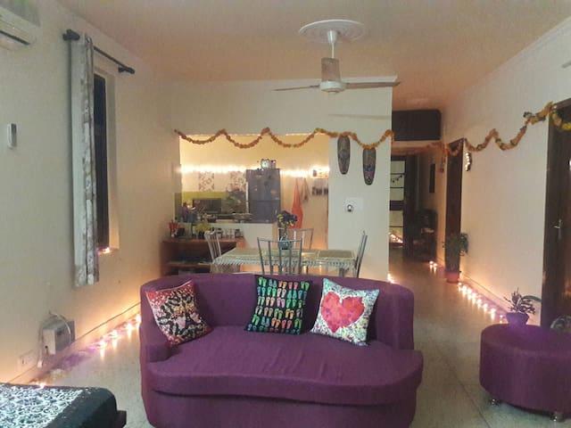 Photographer's Nut House - New Delhi - Apartment