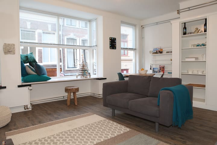 Luxurious apartment in the centre! - Groningen - Apartment
