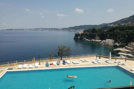 Luxury Apartment in Vlora by the Sea with Seaview.
