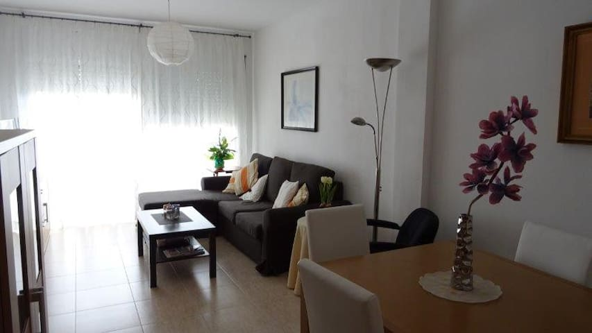 COMFORTABLE APARTMENT NEAR SITGES