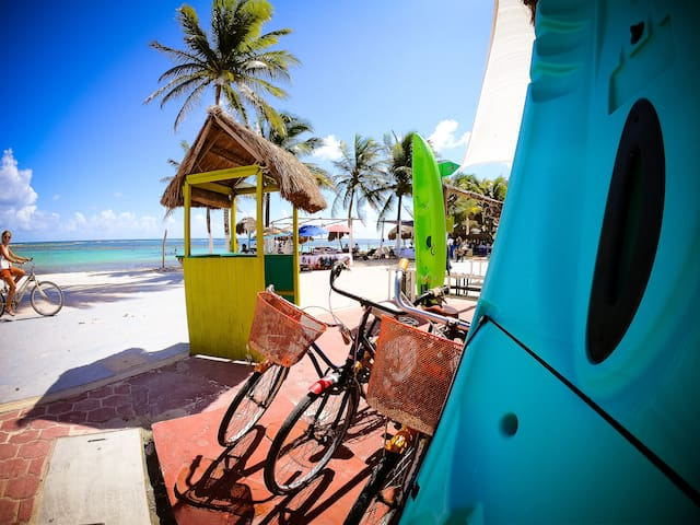 Maha Sand 2 individual Hostelito