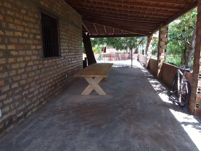 Casa em Santo Amaro, portal dos Lençóis Maranhense