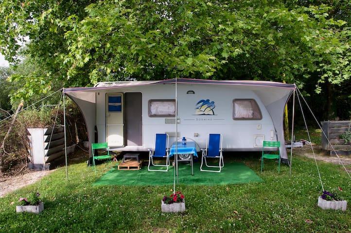 Caravan magic place