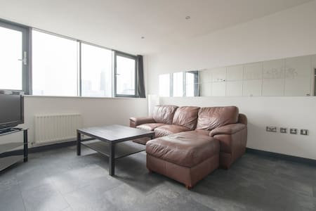 Canary wharf - Large 2 bedroom Flat - Apartment