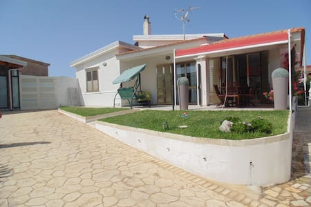 Villa Marzamemi beach