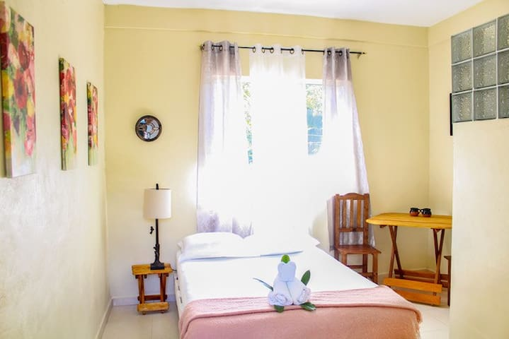 HOLBOX BOUBLE ROOM, Desing with Coastal Style inspired from Sun, Sand & beach of Holbox Island