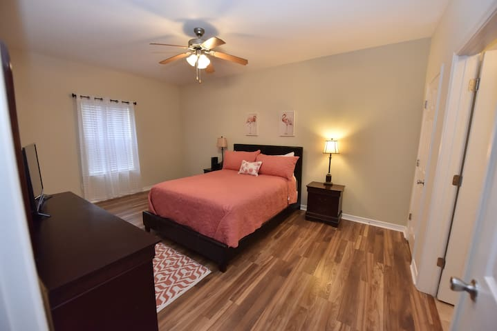 Very Large Master Bedroom