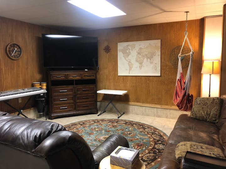 Family Getaway/Travel Nurse/Missions  Apartment