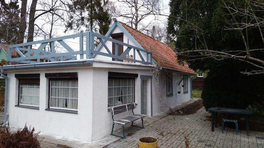 Уютный домик на берегу Балтики