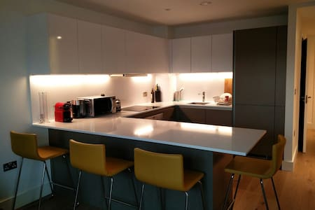 Bright one bedroom new build flat - Wembley - Wembley - Διαμέρισμα