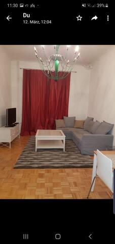 schönes apartment in wilmersdorf