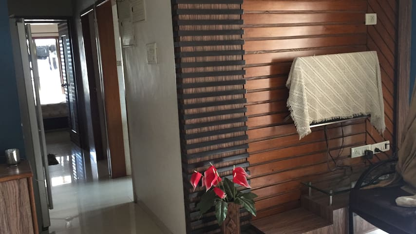 Kolshet Thane country side apartment