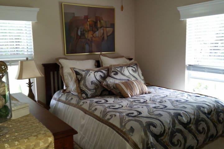 Private Bedroom in Quiet Home