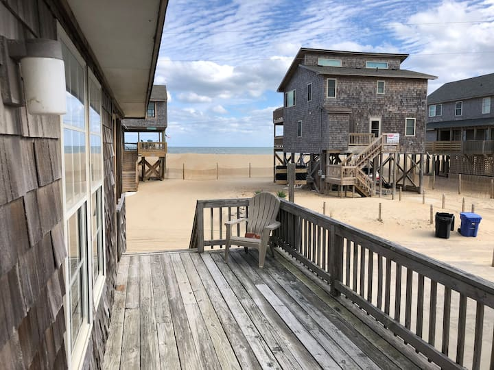 PTL-Semi Ocean Front- just 20 steps to  beach