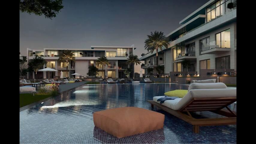 8 Swimming pool area
