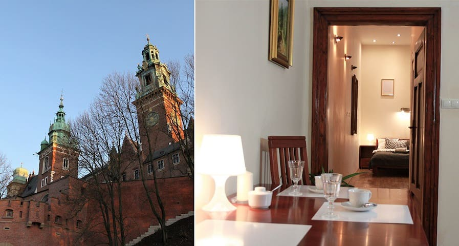 EWM Wawel Apartment 2.0 – Royal Castle & Old Town