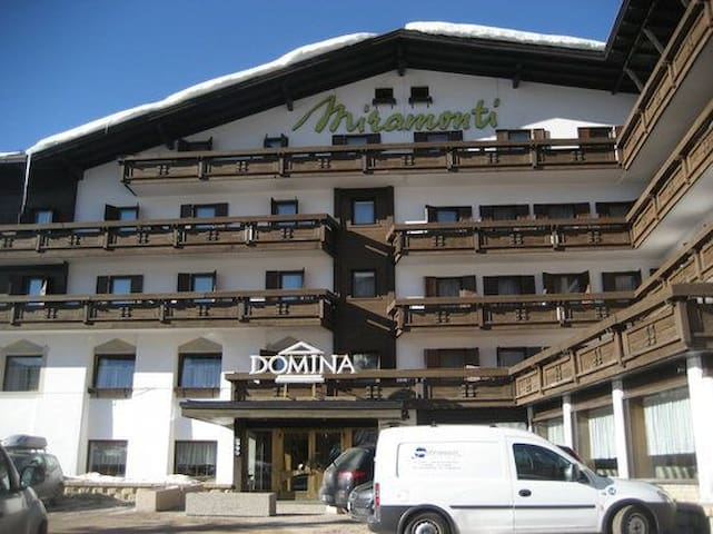 Appartamento Hotel Miramonti Domina - Corvara In Badia - Apartment