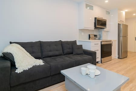 Your comfy home in mid-town Toronto