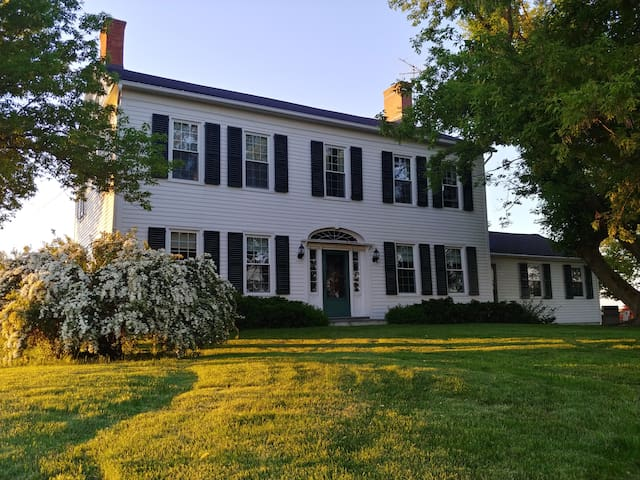 Whitehall - A Historic Seneca Lake Country Estate!
