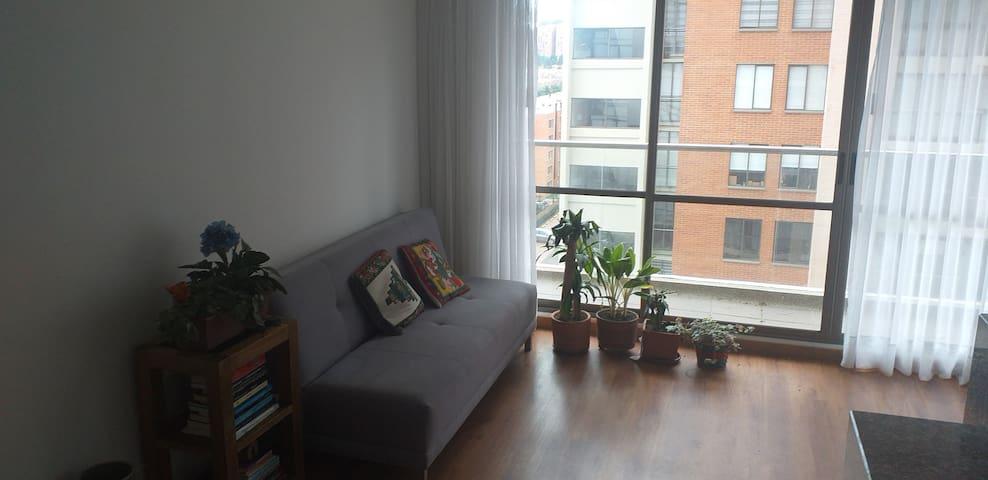 Apartamento en Bogotá!