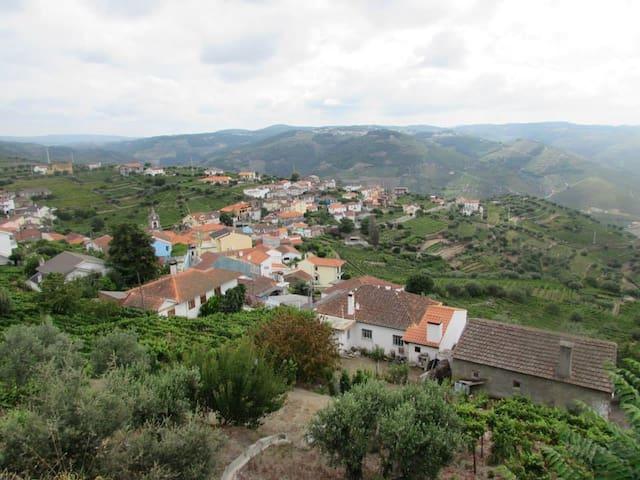 Moradia no Douro vinhateiro, Nogueira - Vila Real - Villa