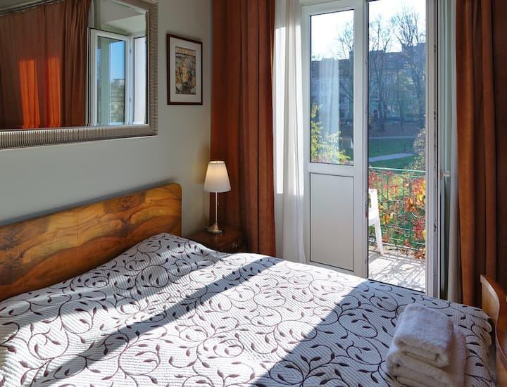 Appartement près du château royal
