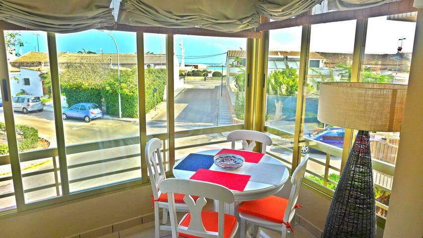 Stylish beach apartment in Oliva - Oliva - Apartamento